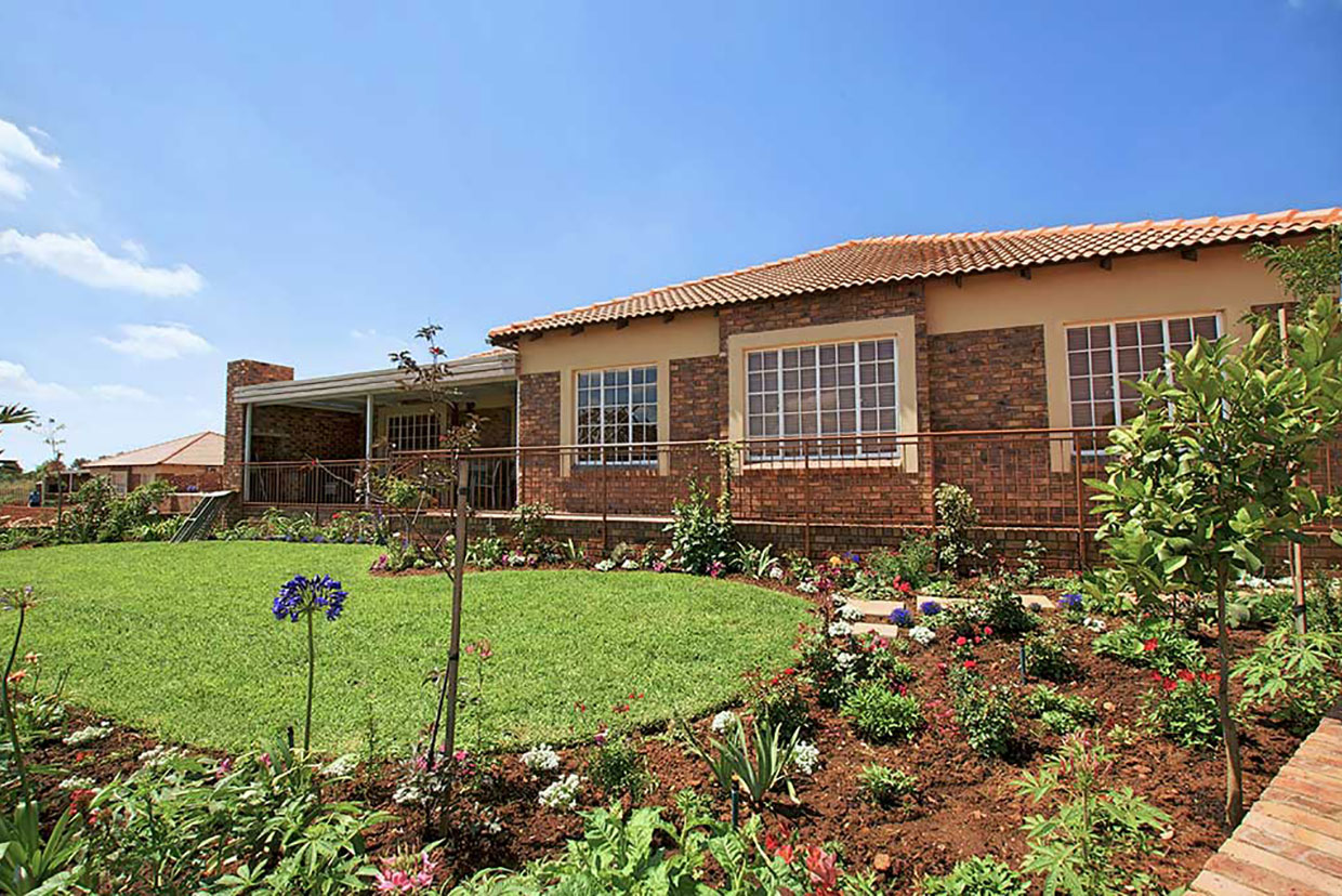 Amorosa Retirement House For Sale – R1,695,000