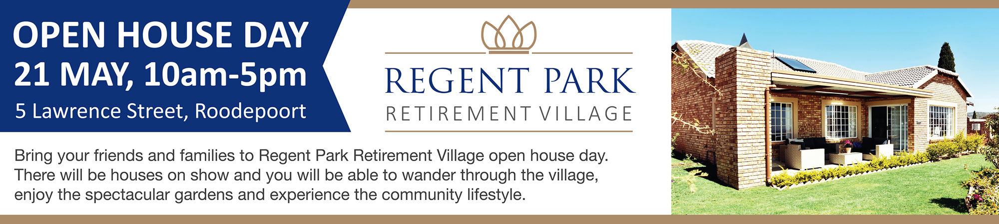 Regent Park Retirement Village Open Day