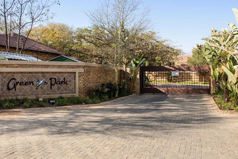 Green Park Retirement Village secure