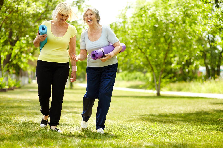 Retirement Community activities