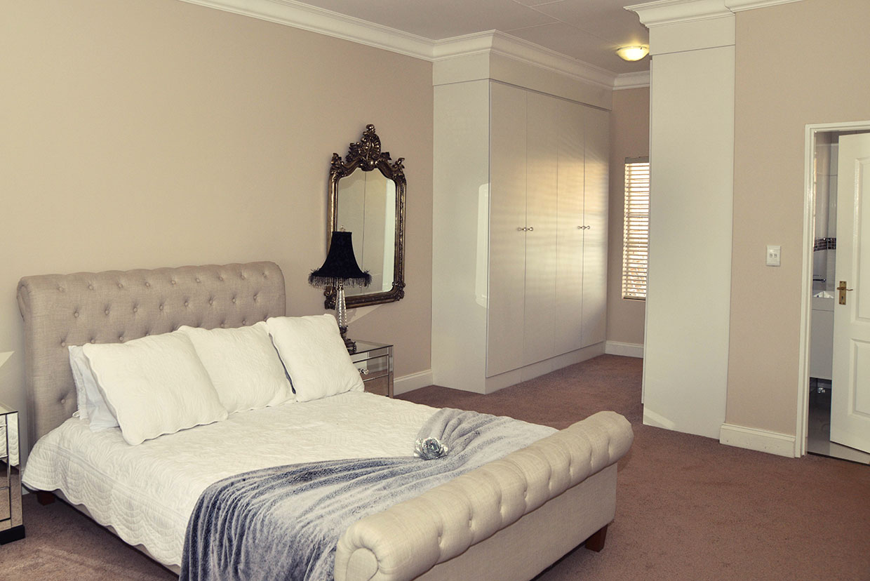 Protea Retirement Village bedroom