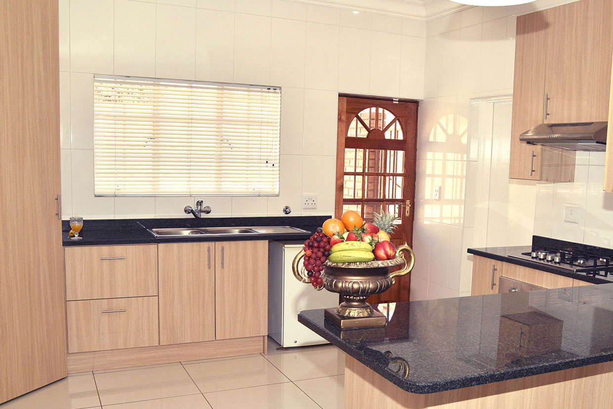 Protea Retirement village fully fitted kitchen