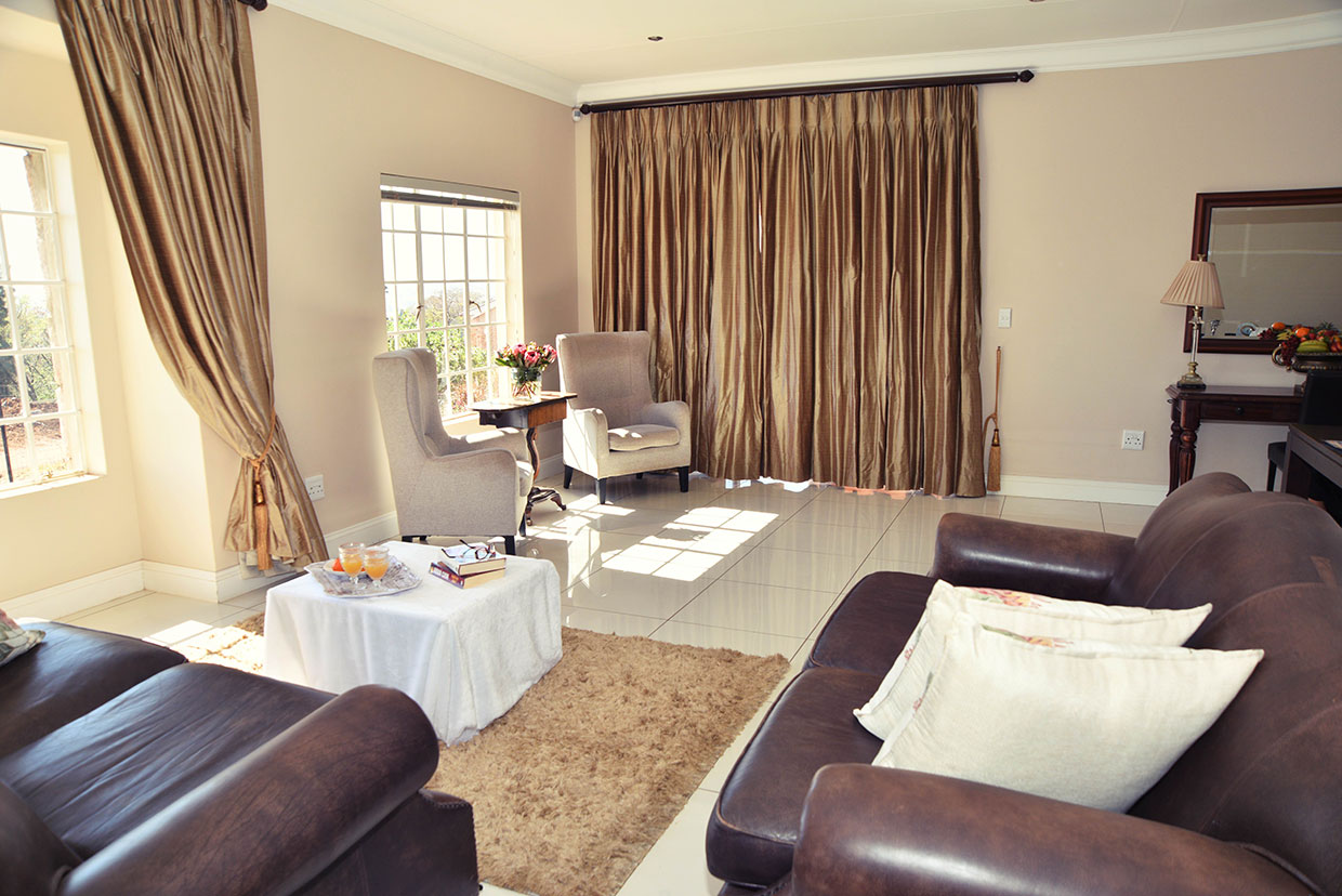 Protea Retirement Village lounge