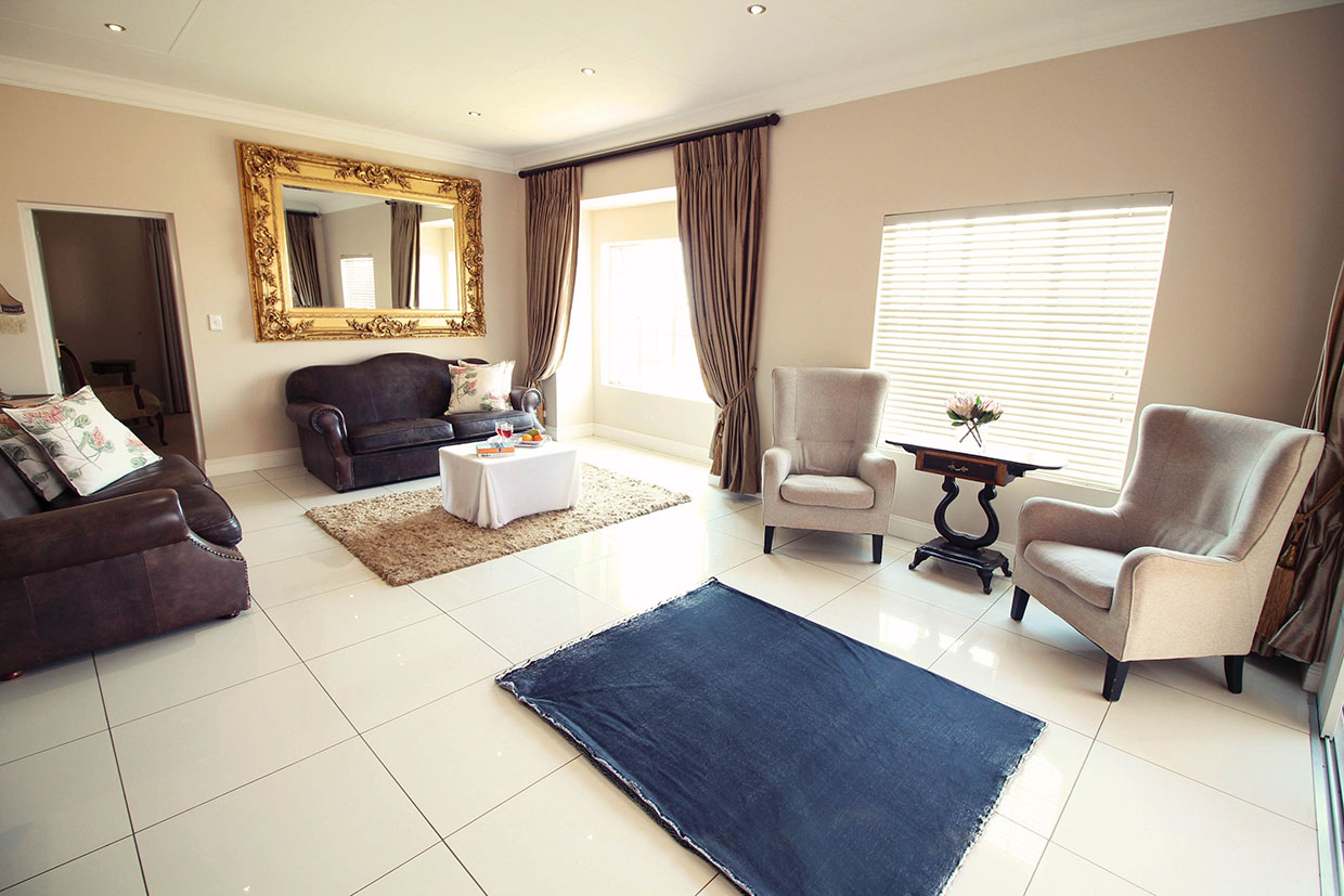 Protea Retirement Village spacious lounge